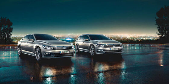 VW Passat GTE Business